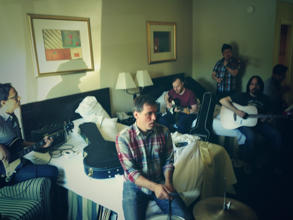 Holiday Inn NPR practice