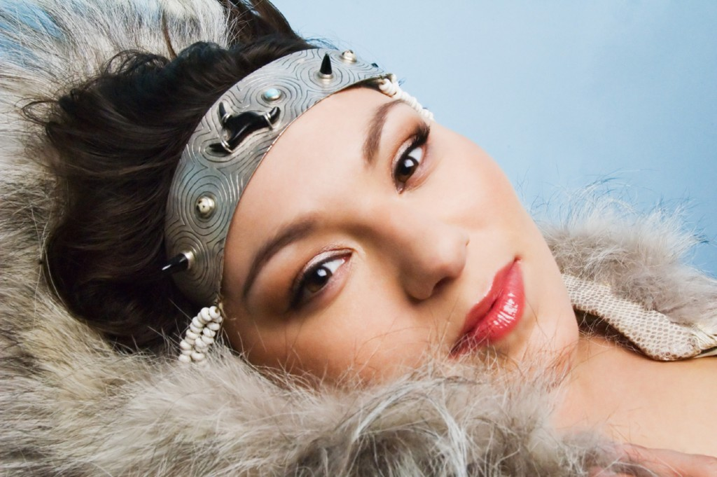 Tanya Tagaq lying down sm